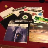 Just a selection of my meager drum and bass vinyl.