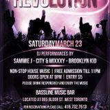 City & Mixxxy *LIVE* @ Bassline music bar -  Mar23/2013
