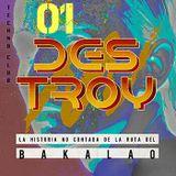 Valencia Destroy 01 Confusión @ Podium Podcast (La historia no contada de la Ruta)