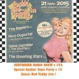 SURFINBIRD RADIO SHOW # 354 - Spécial Rockin' Gône Party # 12