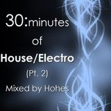 """30 Minutes of """"House/Electro"""" (Pt. 2)"""