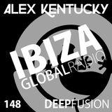148.DEEPFUSION @ IBIZAGLOBALRADIO (Alex Kentucky) 02/10/18