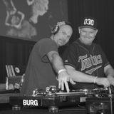 Baron Inc. & Maze Live at History of House, TivoliVredenburg (Pandora), Utrecht, 07-02-2015