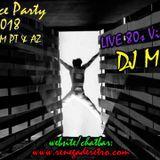 Retro Dance Party 05.12.2018 LIVE on Renegade Retro <renegaderetro.com>