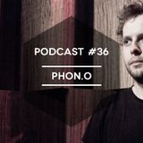 Mute/Control Podcast #36 - Phon.o