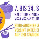 DJette Flashfunk @ Street Food Festival Hardturm, Sat. 090917 Part 3 - vinyl only!