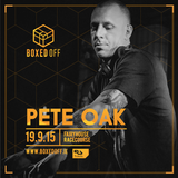 Boxed Off Festival: Part 1 - Pete Oak