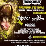 Frank T.R.A.X. @ Maxima FM Premium Festival, Fabrik, Madrid (2015)