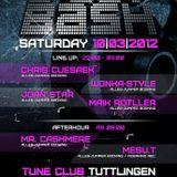 JAN STALLER - Monster B-Day Bash @ Tune Club Tuttlingen (Live Set10.03.2012)