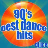 90s Best Dance Hits Mixtape By Dj ICE