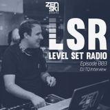 Level Set Radio - Episode 003 (DJ TQ Interview)