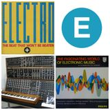 Leftarm: A-Z of Beats & Bass - E is for Electro, Early Electronica & Ecstasy  (ADR Radio 07/12/17)