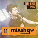 UrbanStyleMedia Mixshow 002 - Alex Dimou