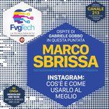 FvgTech 28 - Instagram, cosa e come. Ospite Marco Sbrissa