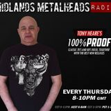 Latest 100% Proof show, broadcast 20/07/17.