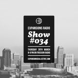Expansions Radio - Show 34 (new music from Vanilla, B Lewis, Cy Gorman, BMB, J Louis & more)