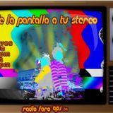 De la pantalla a tu stereo programa de soundtracks, transmitido el día 2 de agosto 2012 por Radio Fa