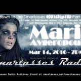SMARTASSES RADIO: Countdown to #2016Top100 - Marie Avgeropoulos