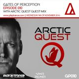 Space Dreamer Pres. Gates Of Perception 010 with Arctic Quest Guest Mix