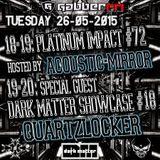 The Antemyst - Platinum Impact 72 (Gabber.fm) 26-05-2015