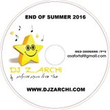 DJ Zarchi Dance Hits Summer 2016 already upload and you listen to this before everybody! enjoy!