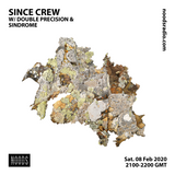 Since Crew w/ Double Precision & Sindrone: 8th February '20