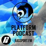 1 Hour of Drum & Bass - Platform Project #55 - Mar 2019 hosted by Dj Pi