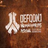 Just-Ace - Weekend Warriors (Defqon.1 2013 Warm Up Mix)