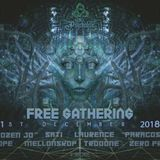 TROO@The Psychedelic WAY - FREE GATHERING 1.12.18 (Techno)