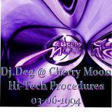 Dj.Deg @ Cherry Moon - Hi-Tech Procedures - 03-06-1994