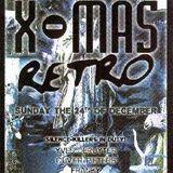 "Olivier Pieters & Franky Kloeck at ""X-Mas Retro"" @ Cherry Moon (Lokeren-Belgium) - 24 December 1995"