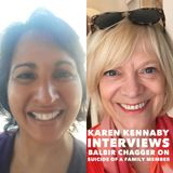 On Suicide of a Family Member. Karen Kennaby interviews Balbir Chagger