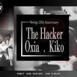 The Hacker - Live At Boiler Room x Vertigo 20 Year Anniversary (Grenoble, France) - 13-06-2017
