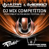 Lazy J - Ultra Music Festival & AERIAL7 DJ Competition