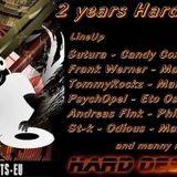 TommyRockz @ 2 years Hard Destruction broadcast