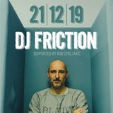 DJ Friction & Rob Spoljaric at BLOK Bar | 21.12.19 XMAS BLOK PARTY