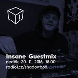 Shadowbox @ Radio 1 28/11/2016: Insane Guestmix
