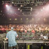 Borgore (Buygore Records, Dim Mak Records, Spinnin' Records) @ Movistar Arena - Chile (11.10.2014)