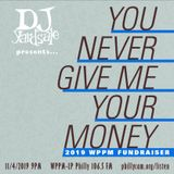 DJ YardSale presents...You Never Give Me Your Money 11-4-2019