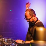 Oliver Huntemann (Ideal Audio, Confused) @ Ibiza Sonica Caravan, Surf House - Ibiza (24.08.2015)