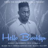 Diggin' In The Crates 12/6/15 - Hello Brooklyn