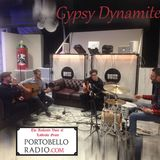 Portobello Radio Saturday Sessions @LondonWestBank with The Gypsy Dynamite: Live In London