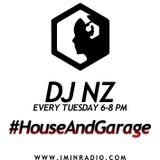 DJ NZ | #HouseAndGarage Show 17.03.2015 | Uk Garage, House, Bass