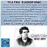 Gergely Csiky (n. 8 decembrie 1842, Pâncota, comitatul Arad - d. 19 noiembrie 1891, Budapesta)