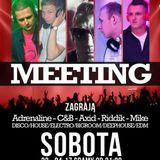 Adrena Line - Live @ DJ Meeting, LEVEL Klub, Świdnica, Poland (22.04.2017)