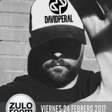 David Peral live Zulo Room 24 Feb 2017