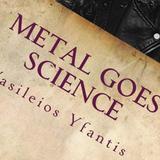 METAL GOES SCIENCE ON METALZONE.GR 01/02/2018