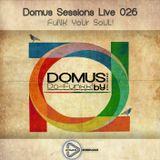 026 Domus Sessions Live at PlayFM Dublin [Radio Show]