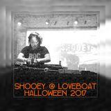 DJ ShOOey RIPEcast Live from Loveboat Halloween 2017