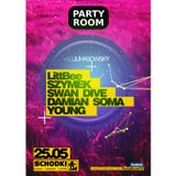 25.05.2013 Young Party Room DJ set @ Schodki Nysa